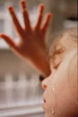A párkapcsolati erőszak és gyerekek